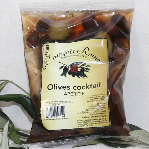 Olives cocktail -250 g