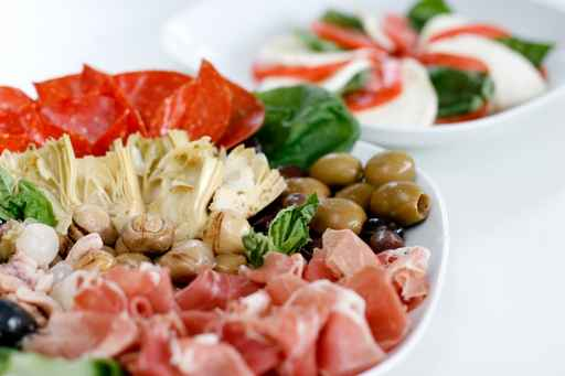 Recette de salade italienne