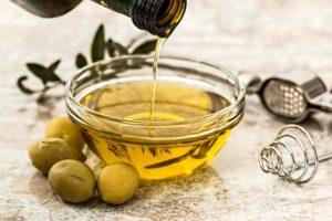 bol d'huile d'olive Huilerie Roméo