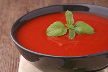 bol de soupe provençale